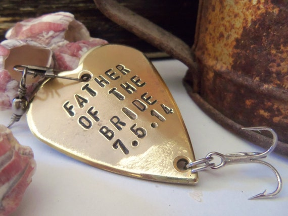 Handmade Wedding Gifts For Bride And Groom: Personalized Father Of The Bride Gift Father Of The Groom