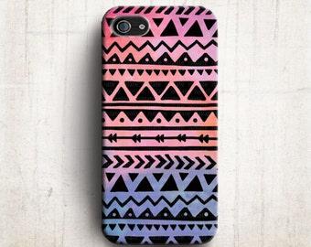 iPhone 6 Tribal Aztec , pastel iPhone 5 case , aztec iPhone 4 , 3D iphone 4 case