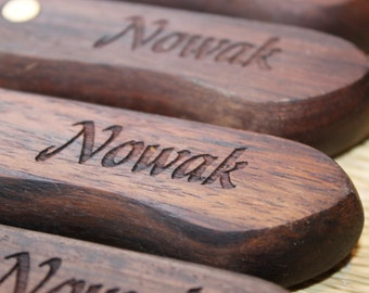 Personalized Steak Knives