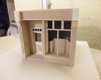 1/12 scale Dolls House Shop Box ..    Fore Street