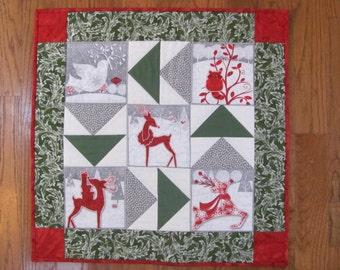 Reindeer Quilt #1
