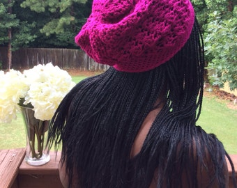 Fall Slouch Hat
