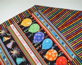 Birthday Party Table Liner