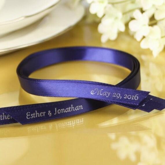 personalized ribbon for baby shower wedding bridal shower birthdays