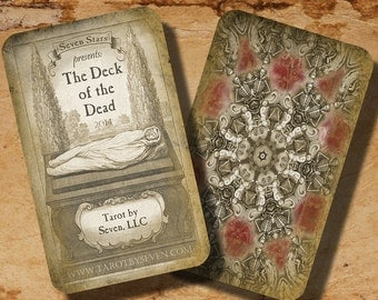 DECK of the DEAD TAROT Limited Edition Deck - 3 sizes!