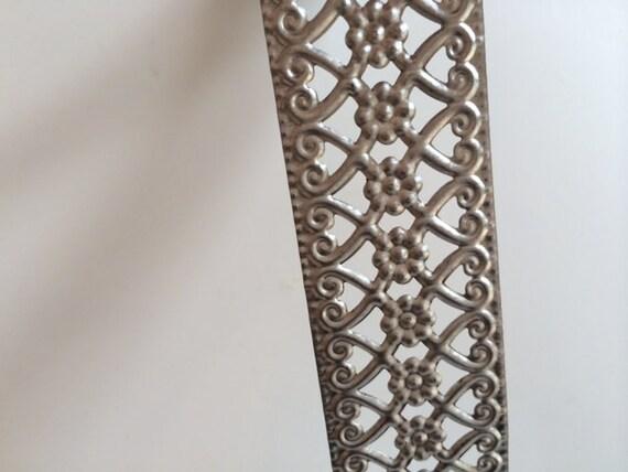 Modern Metal Trim Aluminum Trim Aluminum Ribbon Silver