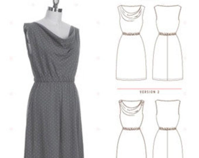 Myrtle Dress Pattern - Colette Patterns