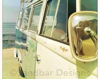 Sea Me VW bus