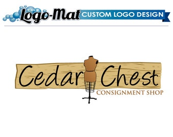 Clothing Logo, Consignment Logo, Logo Design, Custom Logo Design, Custom Logo, Business Logo, Business Logo Design