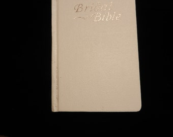 Bridal Bible - Holy Scriptures - Old Testament - Copy written 1939