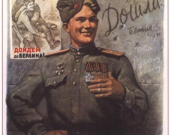 Soviet, Propaganda poster, Stalin, 377