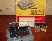 Kodak Duo Splicer Outfit