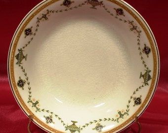 Vintage Serving Bowl by WH Grindley & Co.