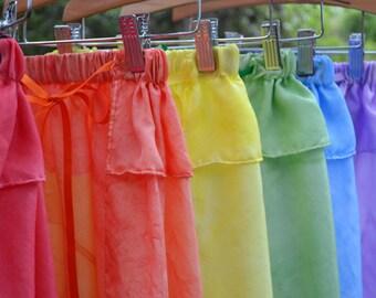 Silk Dress Up Cape