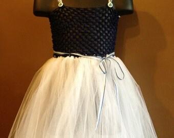 Nautical Tutu dress