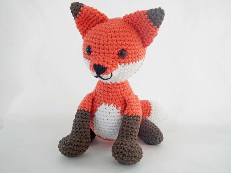 Amigurumi Crochet Patterns: How to Crochet Amigurumi Fox ...