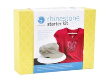 Silhouette Rhinestone Starter Kit.