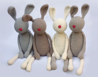 "Toys / toy / ""Nudge Hare"", Bunny"