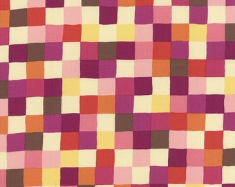 CLEARANCE - Avant-Garden Geometric Check Pixel Picnic Multi by MoMo for Moda, 16124-12