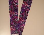 Pretty in paisley sleeve - Purple (JMT Hikers)