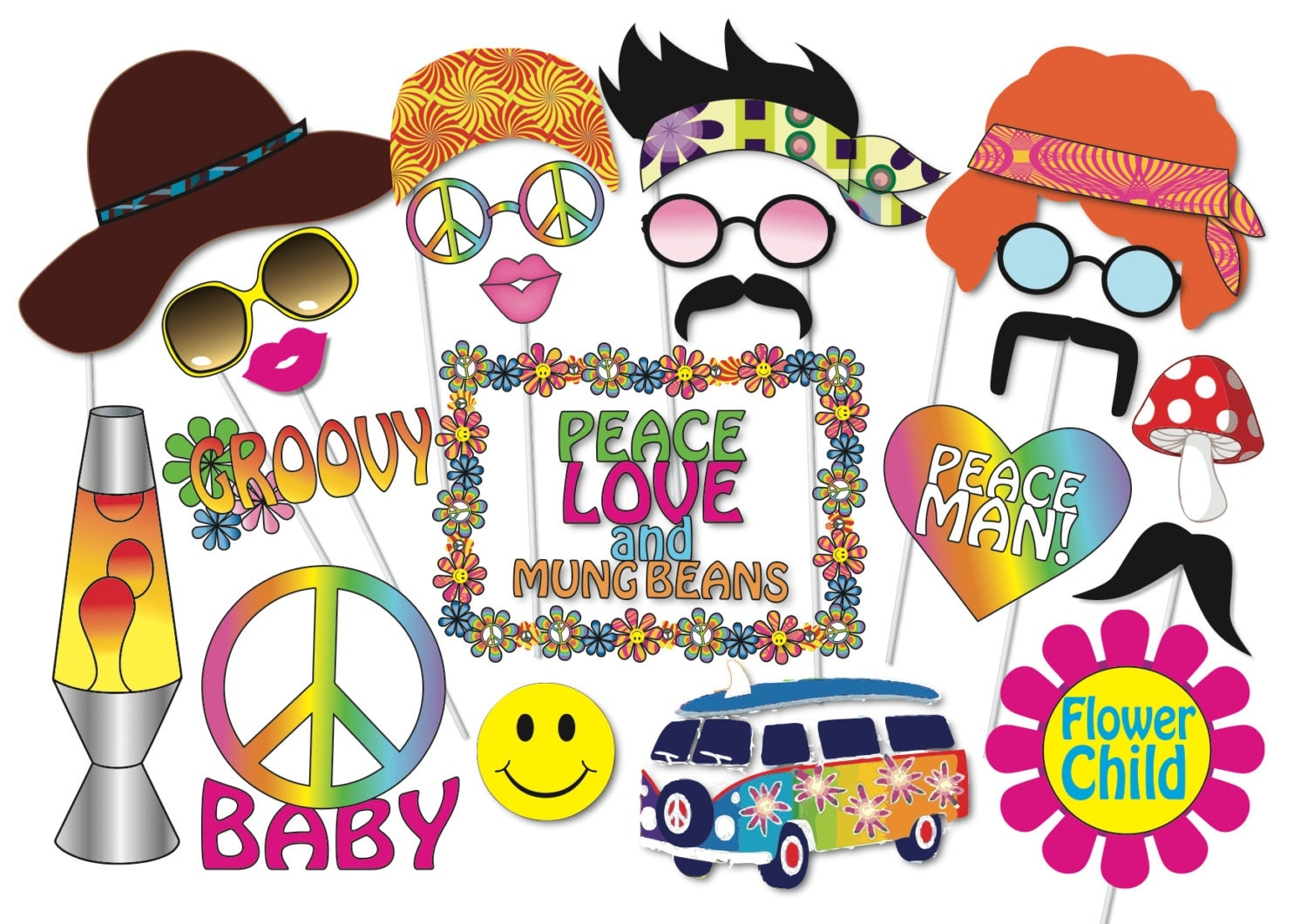 Hippie party on pinterest 60s party hippie birthday for 70s decoration ideas