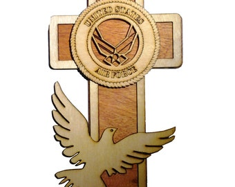 Air Force Cross 7""