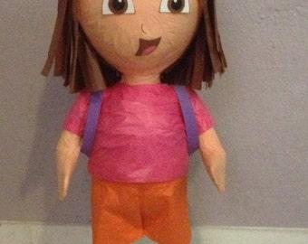 Piñata  Dora  or Swiper piñata