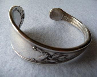 Bracelet - silver - fork