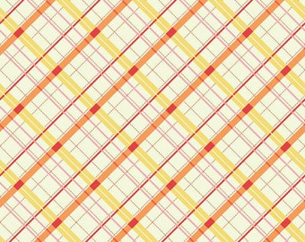 Riley Blake Avignon Plaid Cotton Woven Fabric