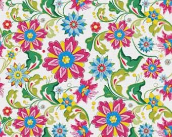 Garden Flowers PDF Cross Stitch Pattern
