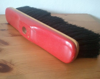 Vintage Soviet Floor Brush