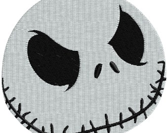 2 Color Jack Skellington