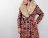 Manteau vintage / Retro /...