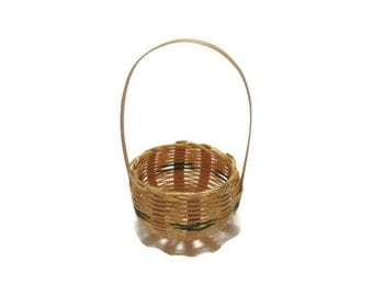 Miniature SAAN - Basketry Miniature Dollhouse - MS025