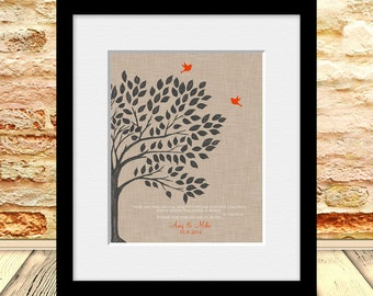 Roots and Wings Quote, Parent's Thank You Gift Print, Gift for Parents, Groom's Parent Gift, Bride's Parent Gift, Wedding Tree Wall Art
