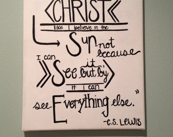 Christ Quote