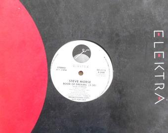 "Steve Morse - Book Of Dreams - 12"" vinyl single"