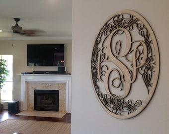 Popular Items For Monogram Home Decor On Etsy