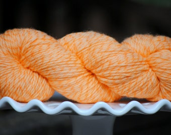 Cantaloupe - Hand Painted Merino Yarn - Twist