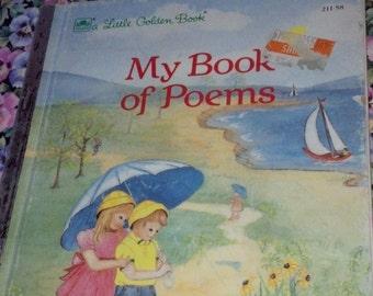 My Book of Poems a Little Golden Book