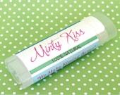 Macadamia Natural Lip Balm, Minty Kiss, Peppermint Tea Tree Lip Balm - TreeEssencesNatural