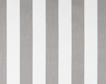 Navy Pink Gray Yellow Teal Striped Curtains