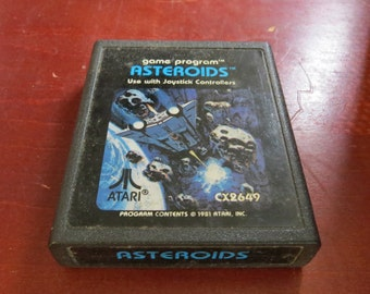 Asteroids for Atari 2600