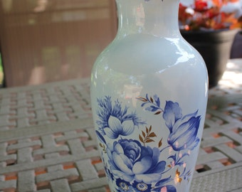Light Blue Vase 2408