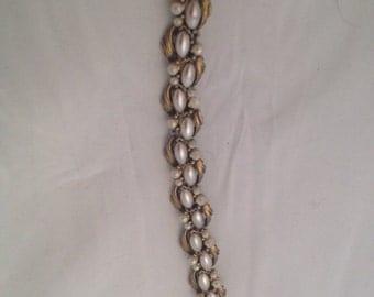 Vintage Florenza Pearl Bracelet