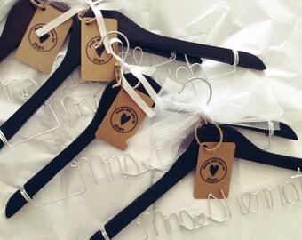 Single Row Wedding Hanger