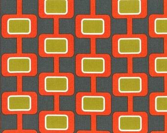 Mod Guys, Madison - Gray, from Michael Miller Fabrics