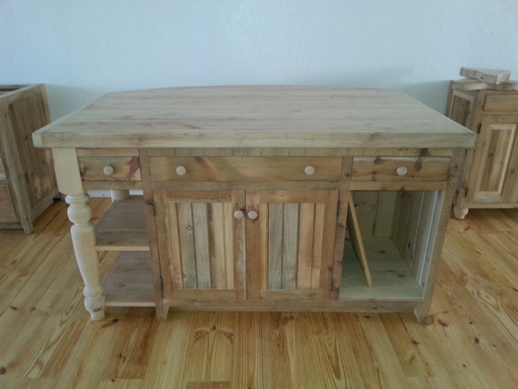 reclaimed wood island reclaimed wood kitchen island view full size