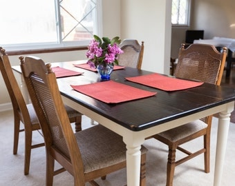 Dining Table   Rustic Farm Table