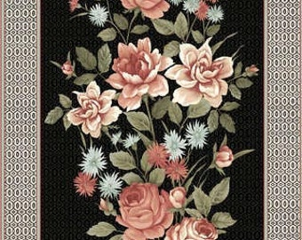 "Bella cotton panel -- approximately 23"" x 44"""